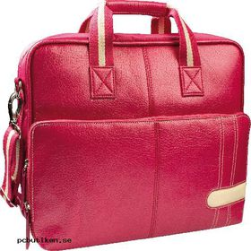 Krusell Gaia Laptop Bag - Red -  Fits Laptops 15 - 16''