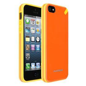 PureGear Slim Shell Case for iPhone 5/5S - Orange
