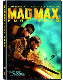 Mad Max Fury Road (DVD)