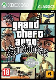 Grand Theft Auto San Andreas (Xbox360)