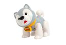 Tolo First Friends Husky Dog - Grey
