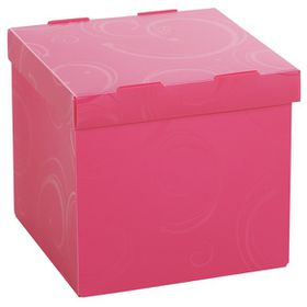 Meeco Creative Collection P.P Small Size Storage Box - Pink