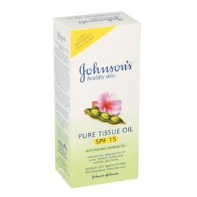 Johnson's & Johnson Tissue Oil SPF15 - 125ml
