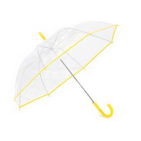 St Umbrellas Hook Handle Umbrella - Yellow
