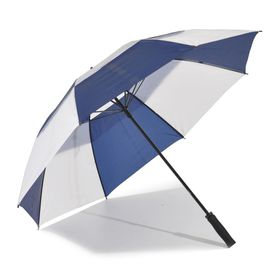 St Umbrellas - Golf Umbrella - Navy/White