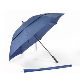 St Umbrellas - Golf Umbrella - Navy Blue