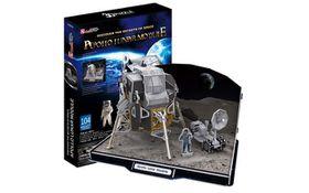 Cubic Fun Apollo Lunar Module - 104 Piece