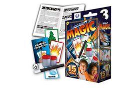 Hanky Panky Amazing Magic Pocket Set #3 with 15 Tricks