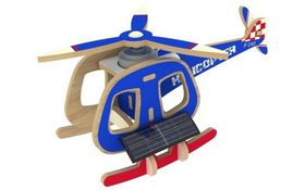 Robotime Solar Helicopter - B