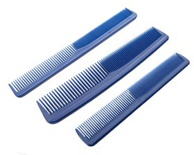 Lucky 3 Pack Comb Set
