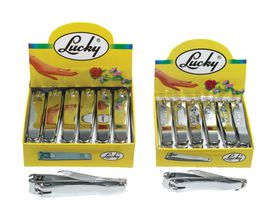 Lucky Nail Clipper In An On-Shelf Display Box - Medium