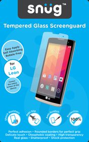 Snug Tempered Glass Screenguard - LG Leon
