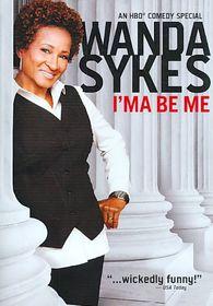 Wanda Sykes:I'ma Be Me - (Region 1 Import DVD)