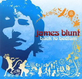 James Blunt - Back To Bedlam (CD)