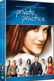 Private Practice Season 2 (DVD)