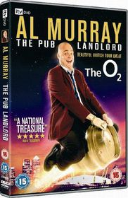 Al Murray - The Pub Landlord: Beautiful British Tour - Live... - (Import DVD)