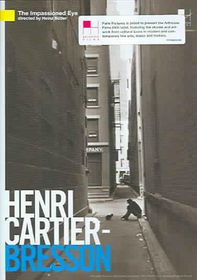 Henri Cartier Bresson:Impassion - (Region 1 Import DVD)