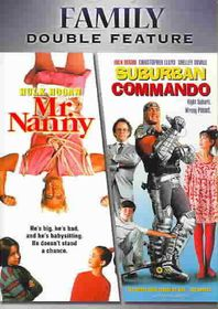 Mr. Nanny/Suburban Commando - (Region 1 Import DVD)