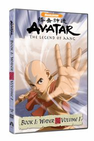 Avatar: Book 1: Water Volume 1 (DVD)