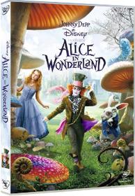 Alice in Wonderland (2010) (DVD)