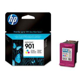 HP 901 Tri-Colour - Colour Inkjet Cartridge