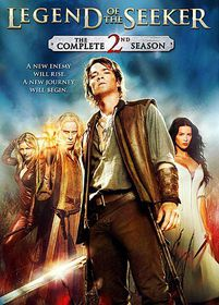 Legend of the Seeker:Complete 2nd Season - (Region 1 Import DVD)