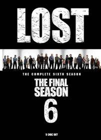 Lost Complete Season 6: Final Season (DVD)