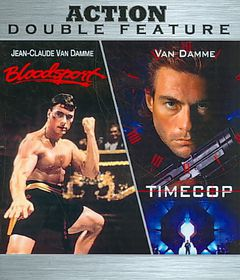 Timecop/Bloodsport - (Region A Import Blu-ray Disc)