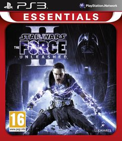 Star Wars: The Force Unleashed II (PS3 Essentials)