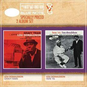 Donaldson Lou - Gravy Train / Here 'Tis (CD)