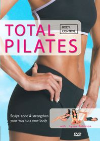 Total Pilates - Lynne Robinson (DVD)