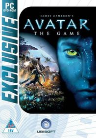Exclusive: James Cameron's Avatar: The Game (PC DVD-ROM)