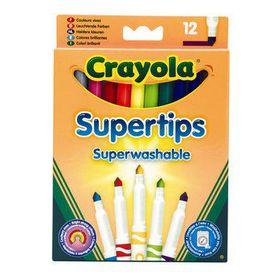 Crayola - 12 Super Tips