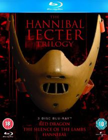 Hannibal Lecter Trilogy - (Import Blu-ray)