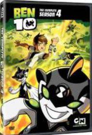 Ben 10 - Season 4 (DVD)