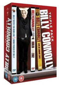 Billy Connolly - Triple Pack - (Import DVD)