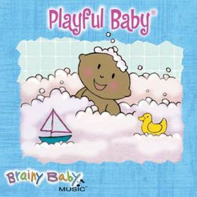 Brainy Baby - Playful Baby (CD)