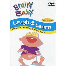Brainy Baby - Laugh &amp; Learn (DVD)