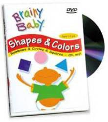 Brainy Baby - Shapes (DVD)