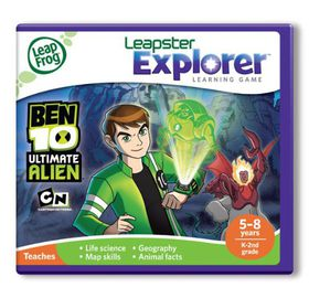 LeapFrog - Explorer Game - Ben 10 Ultimate Alien