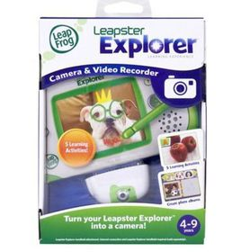 LeapFrog - Leapster Explorer - Camera and Video Recorder Attachment