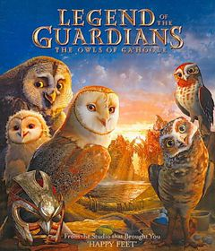 Legend of the Guardians:Owls/Ga'hoole - (Region A Import Blu-ray Disc)