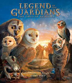 Legend of the Guardians: The Owls of Ga'Hoole (2010)(Blu-ray)