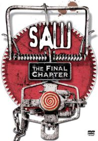 Saw 7: The Final Chapter (2010)(DVD)