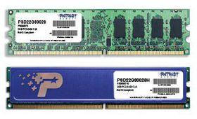 Patriot - 2GB DDR2 PC2-6400 800MHz
