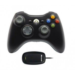 Manual for xbox 360 wireless controller