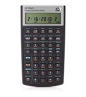 HP 10BII Plus Financial Calculator (Algebraic)