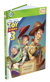 LeapFrog - Tag Toy Story 3 Activity Book