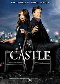 Castle:Complete Third Season - (Region 1 Import DVD)