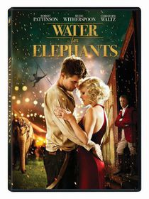 Water for Elephants (2011)(DVD)